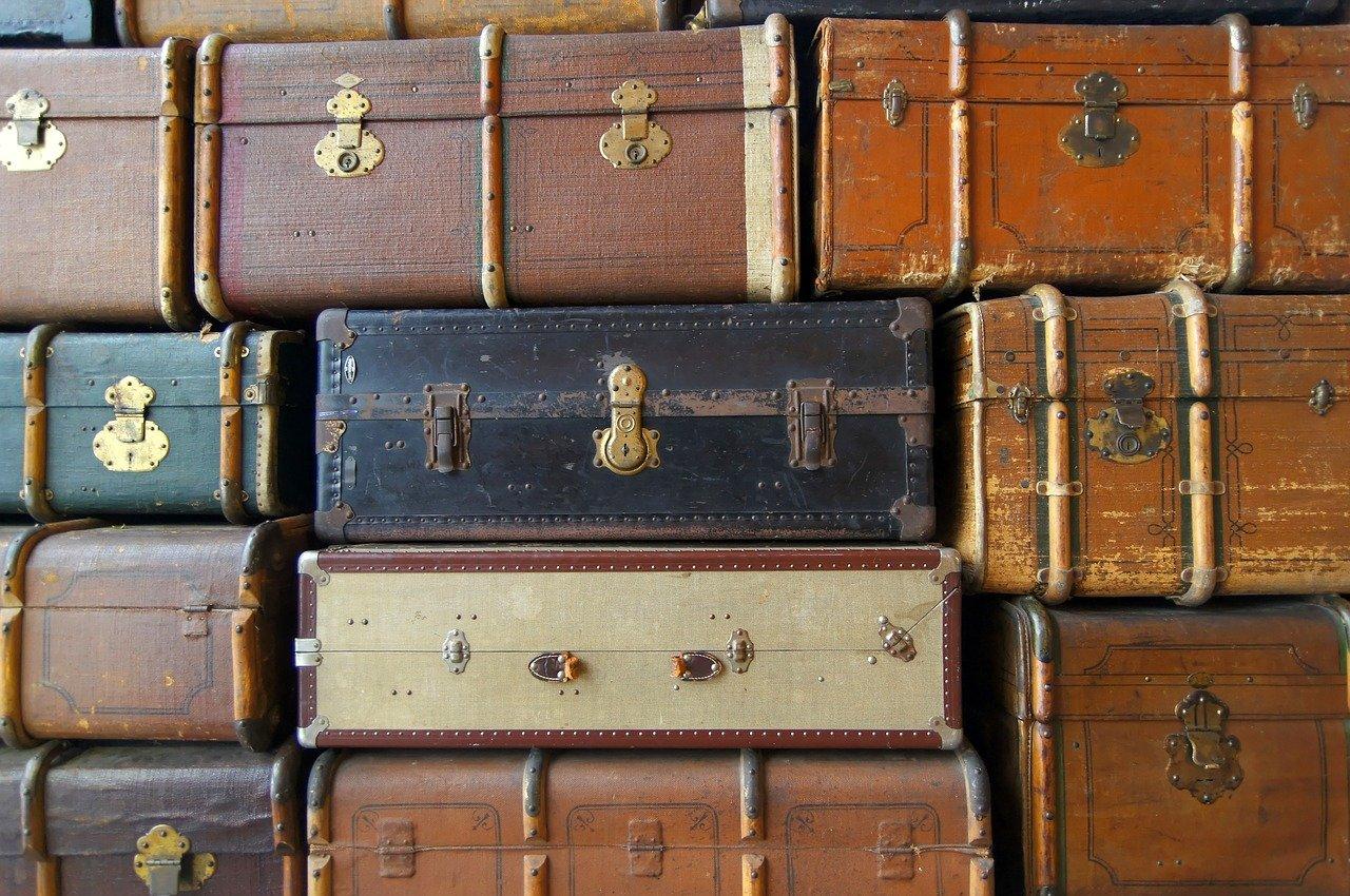 Internetgeschichten Teil #5 - Mit zu viel Gepäck unterwegs